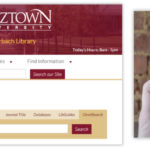 Kutztown University Library Homepage