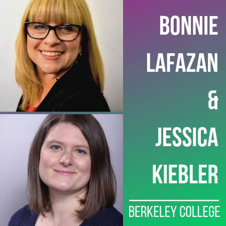 Bonnie Lafazan & Jessica Kiebler, Berkeley College Library