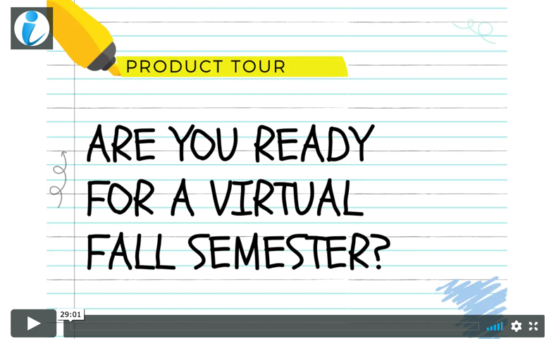 Are you ready for a virtual fall semester webinar