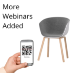 More Webinars Added